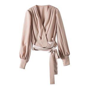 Tops - Silk Shirt